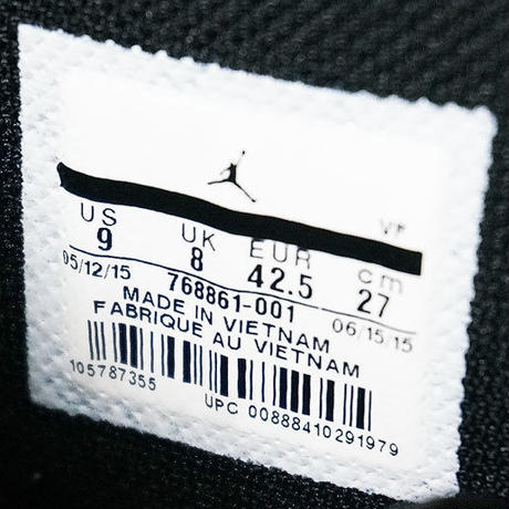 NIKE AIR JORDAN 1.5 HIGH THE RETURN BRED 768861-001 ナイキ エアジョーダン