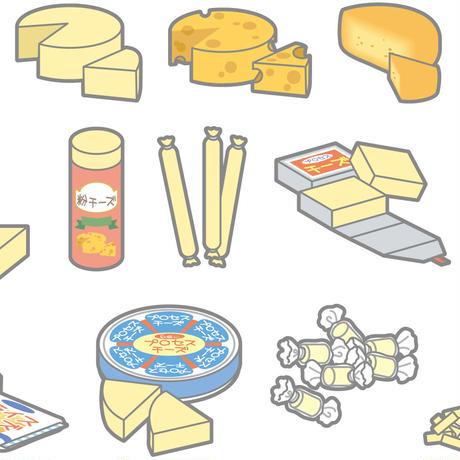 食べ物――肉1-2&乳製品1-2  PDF&音声データ
