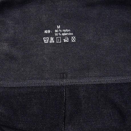 送料無料♡即納 【セットアップ】ヴィンテージブラック ヨガ トレーニング ウェア
