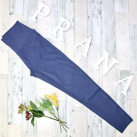 送料無料♡即納 【レギンス】内側ポケット付き ブルー ヨガ トレーニング フィットネス ウェア