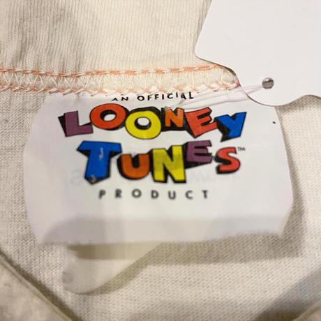 90年代ルーニーテューンズベースボールシャツ