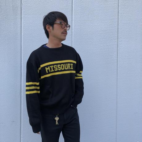 USA製 MISSOURI アクリルニットセーター