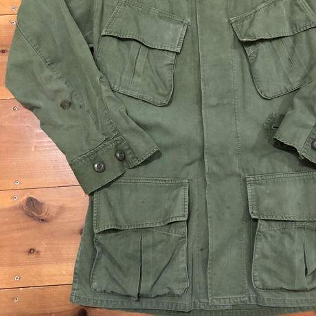 Military 60's COAT MAN'S COMBAT TROPICAL 3rd  type