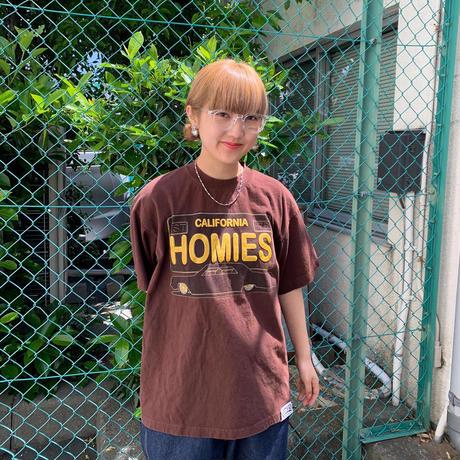 HOMIES Tシャツ
