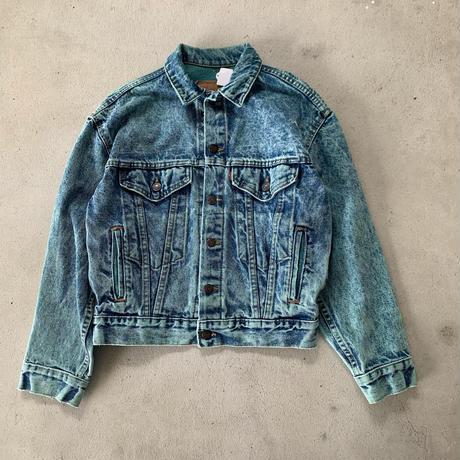 Levi's ケミカルウォッシュデニムジャケット