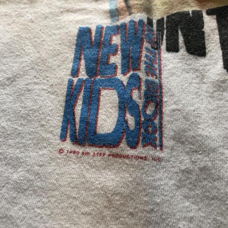 1980年代 NEW KIDS ON THE BLOCK  M