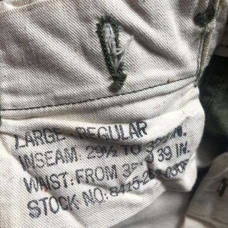50's M51 FIELD PANTS L-R
