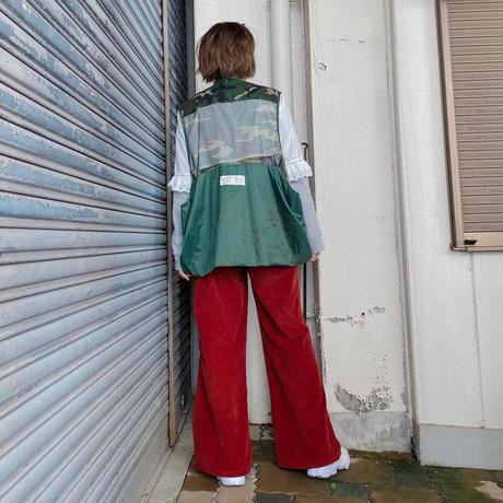 カモフラハンティングジャケット