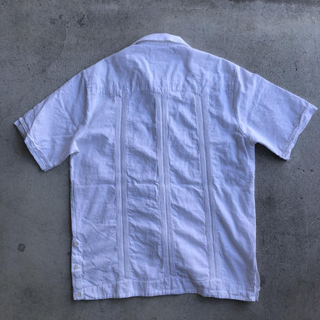 半袖キューバシャツ M