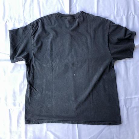 90's ボクシングヘビー級プリントTシャツ L
