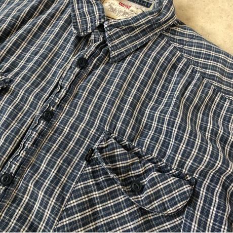 Levi's ネルシャツ