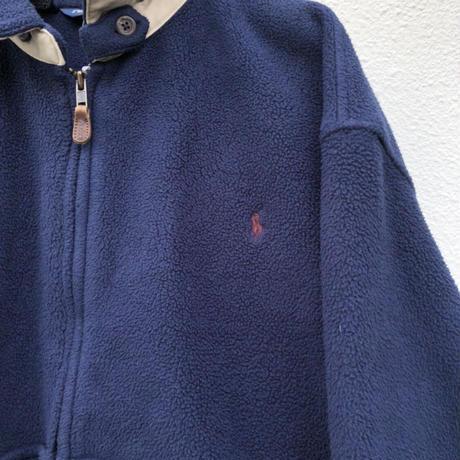 Polo by Ralph Lauren  USA製フルジップフリース
