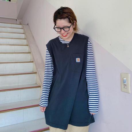 CarharttノースリーブTシャツ