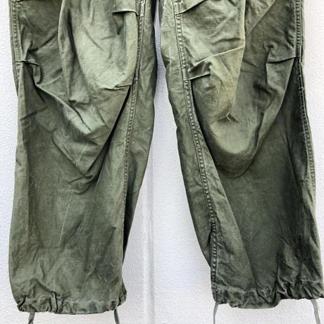 50's M51 FIELD PANTS MEDIUM-LONG