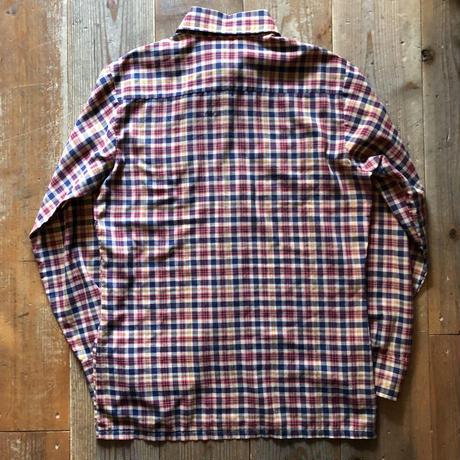 70年代リーバイス BIG E 長袖シャツ L ①