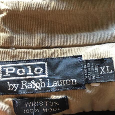 Polo by Ralph Lauren ウールシャツ