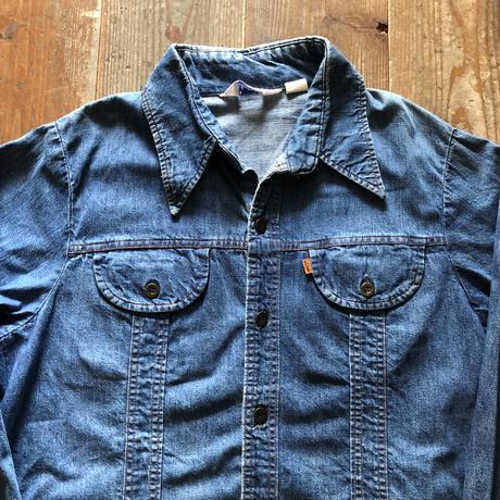 70'sLevi'sデニムシャツジャケット