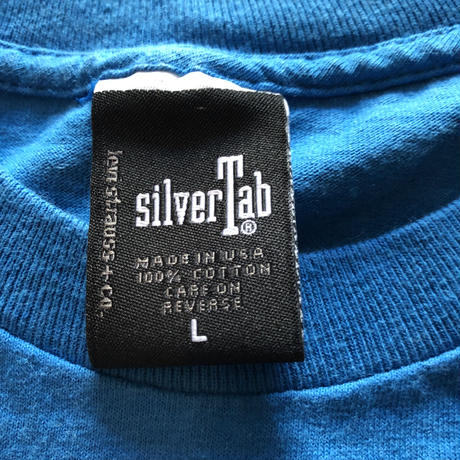 〜00's Levi's silver tab プリントT