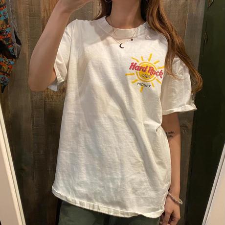 USA製Hard Rock cafe 両面プリントTシャツ