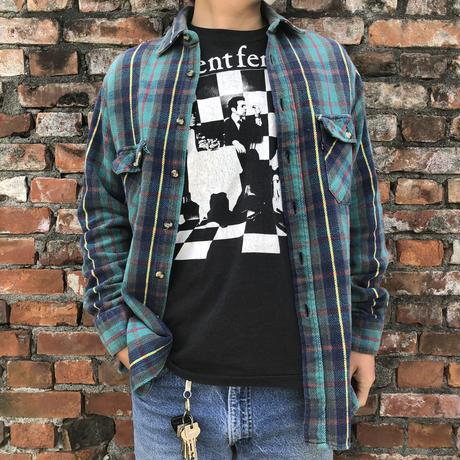 80's Levi's ネルシャツ M