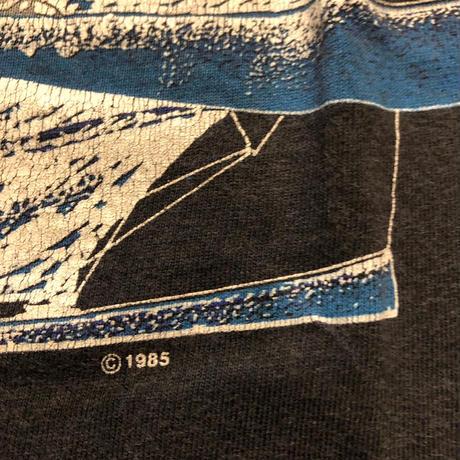 80's HOBIE プリントTシャツ