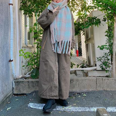 【NEW】大判マフラー