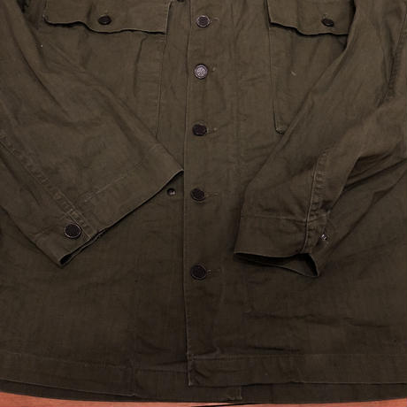 40年代WW II HBT Jacket