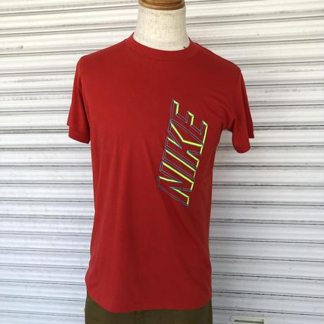 90's 銀タグNIKE ロゴプリントTシャツ M