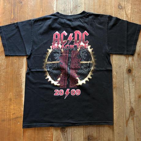 00's AC/DC ツアーTシャツ