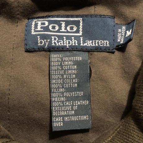 Polo by Ralph Lauren  フルジップ中綿アウター