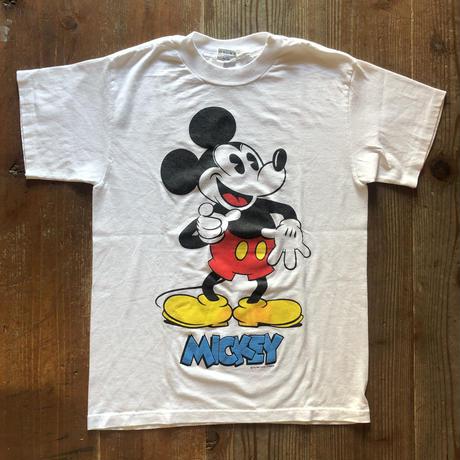 80's MICKEY プリントTシャツ