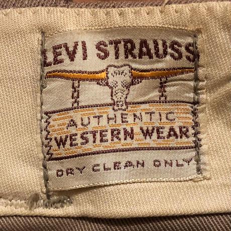 1940年代LEVI'S Long Horn