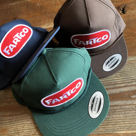 FARTCO SNAP BACK