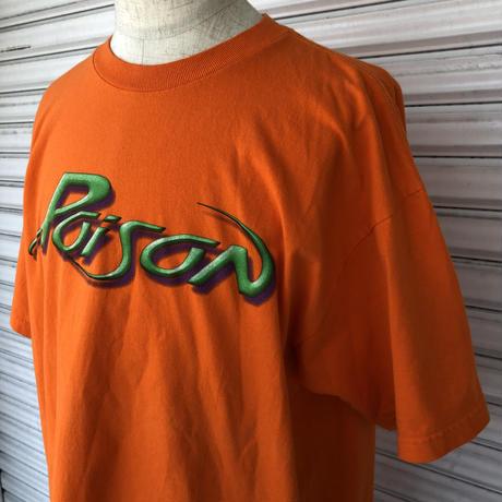 POISONバンドTシャツ