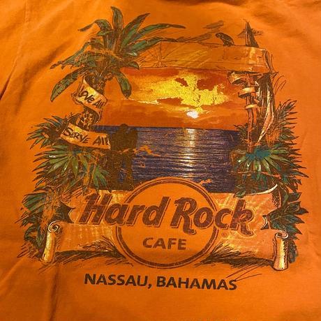 Hard Rock cafe両面プリントTシャツ