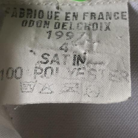 フランス軍スノーカモパーカー