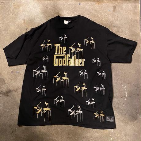 USA製 God FatherビッグサイズTシャツ