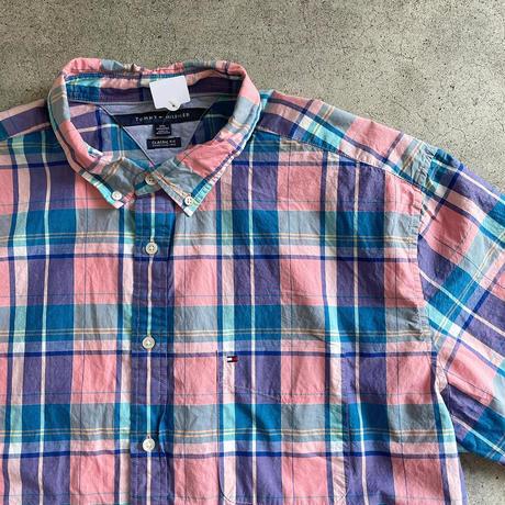 TOMMY HILFIGERチェックシャツ