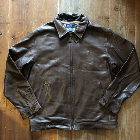 Polo by Ralph lauren  Leather Jacket