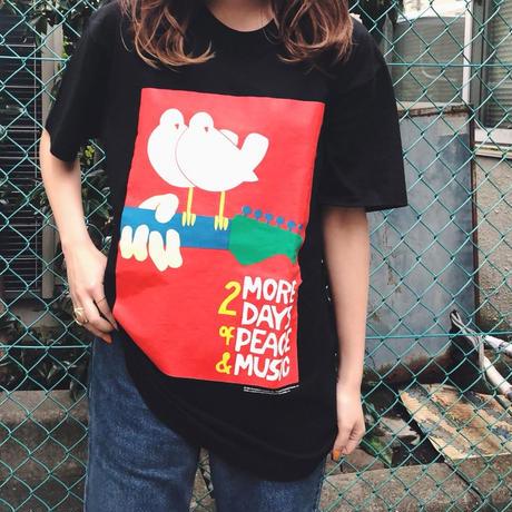 【 NOS】94年製WOODSTOCK-T