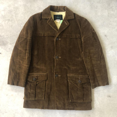 60's〜BRENTコーデュロイボアジャケット