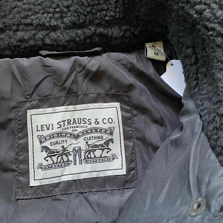 Levi's ボアシャツジャケット
