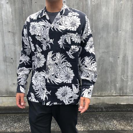50's KAHANAMOKU Hawaiian Shirt