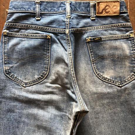 USA製Lee Boot cut flare ブーツカット