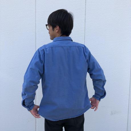 80's FIVE BROTHER シャモアクロスシャツ