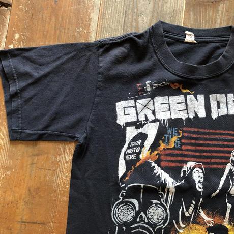 Green Day Tour2009 バンドTシャツ