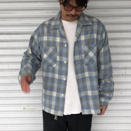 〜70's Minnesota Woolen ウールビンテージシャツ