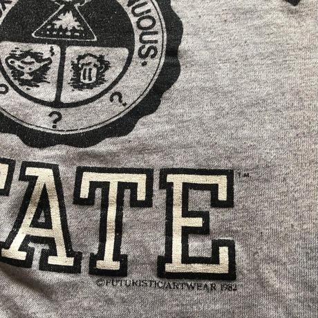 80s DRUNKEN STATE Tシャツ