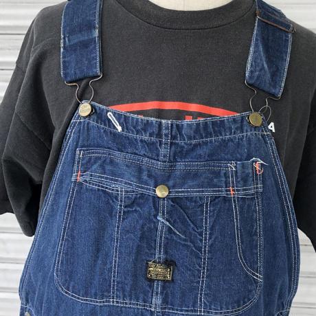 Vintage Old Kentucky オーバーオール Low back style