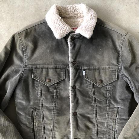 80's Levi's コーデュロイボアジャケット